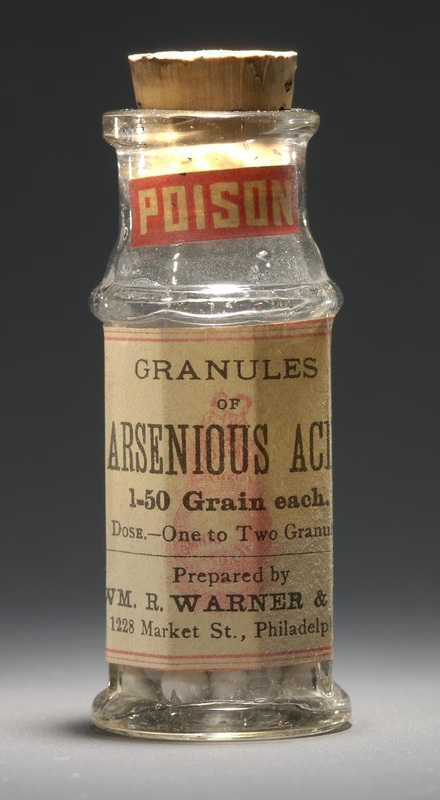 Poisons Of The Periodic Table Periodical 2015